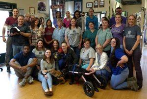 Belle Mead Animal Hospital BMAH Team May 18 2018