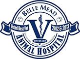 Belle Mead Animal Hospital Best Vet Logo