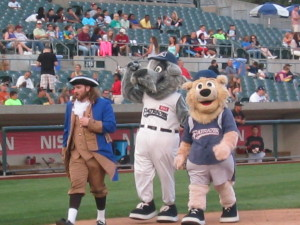 Somerset Patriots Bark in the Park Night