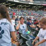 Belle Mead Animal Hospital at Bark in the Park July 14 2015