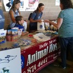 Belle Mead Animal Hospital Table Bark in the Park 2016