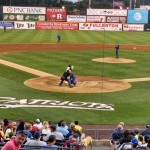 Somerset Patriots ball game