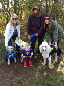 2015 Howl-O-Ween Dogs in Costume