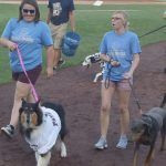 BMAH Team members in Pooch Parade