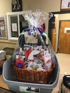 Belle Mead Animal Hospital BMAH Feline Revolution Gift Basket