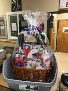 Kitty Gift Basket Revolution Raffle 2018