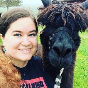 Alyson Weiss BMAH Vet Tech Alpaca Ramler