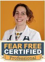 Erin Rockhill DVM Fear Free Certified Professional