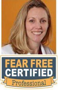 Jessica Stephens DVM Fear Free Professional