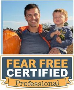 Joe Martins DVM Fear Free Certified Professional